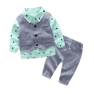 Other - Star boys Shirt/Pants set